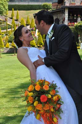 jardines para bodas