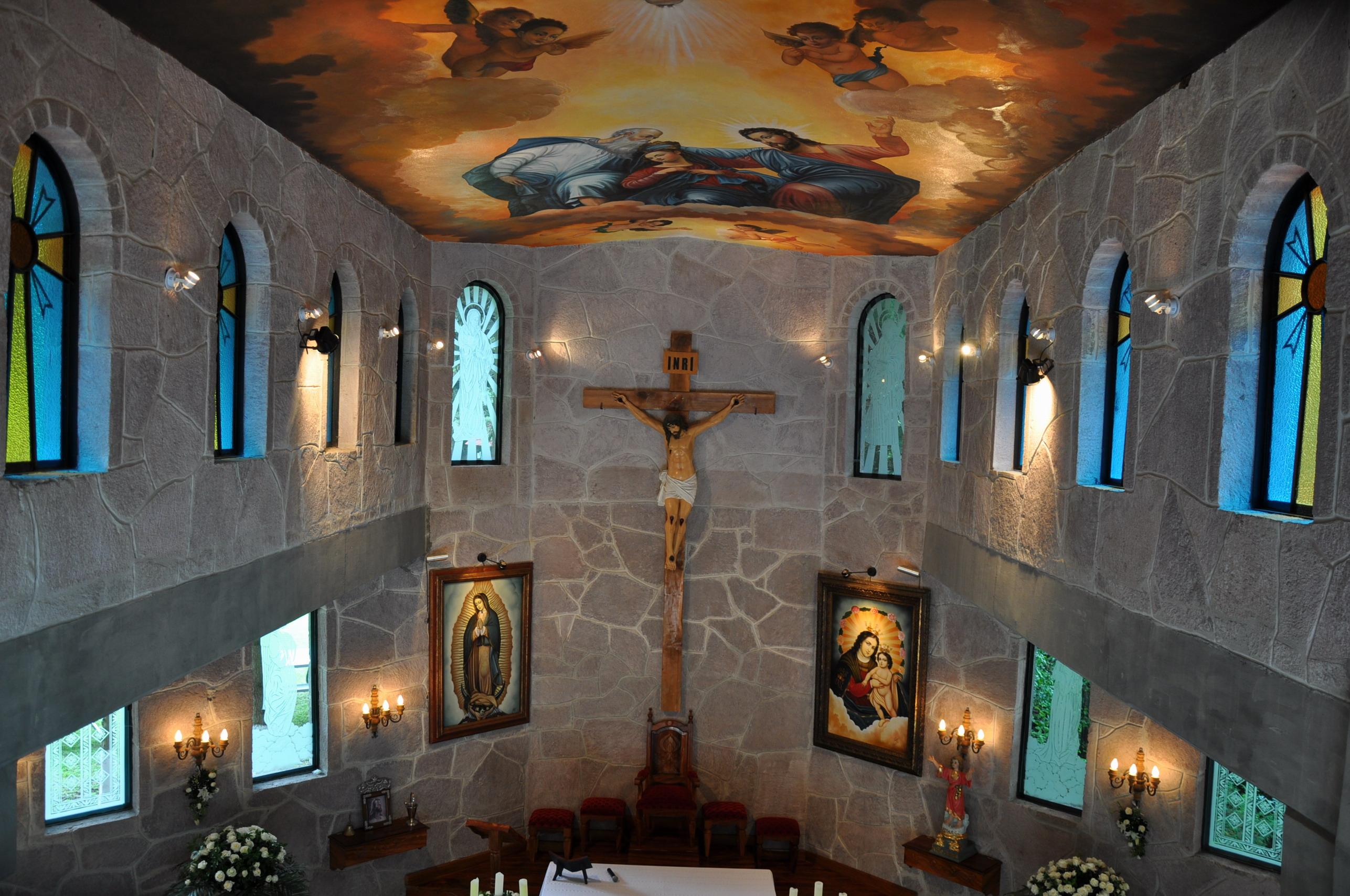 iglesia para realizar tu boda catolica