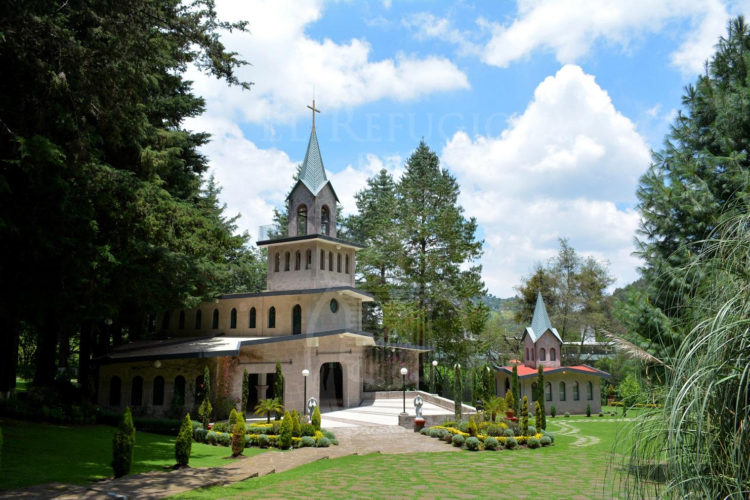 Iglesia Nuestra Sra del Refugio_El Refugio del Águila